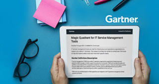 Gartner 2018 Magic Quadrant ITSM Tools