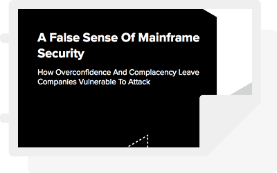 Mainframe security