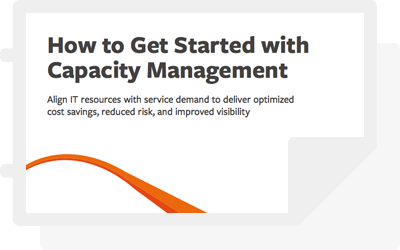 How to Get Started with Capacity Management