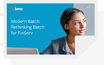 rethinking batch finserv